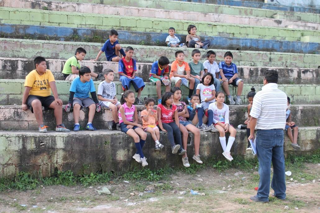 Sebastian Soccer Camp