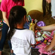 Anderson University provided gifts to 379 children in 2015.